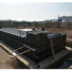 地埋式箱泵一体化生产厂、润平供水、渭南地埋式箱泵一体化批发