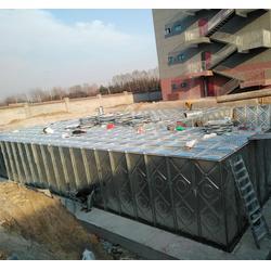 抗浮式地埋箱泵一体化-润平供水生产厂图片
