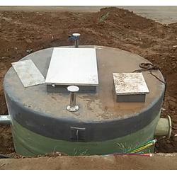 镇江一体化污水提升泵站厂家、润平供水设备图片