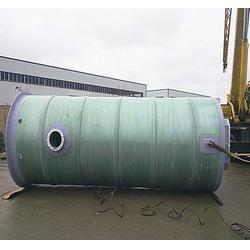 一体化预制泵站生产厂_柏乡一体化预制泵站_润平供水(查看)图片