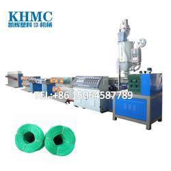 SJ60-90塑料圆丝拉丝机组 高效光缆填充绳制绳机械图片