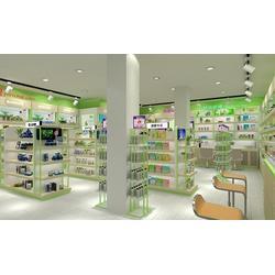 菏泽化妆品展柜公司,菏泽化妆品展柜,天宇展示可靠(多图)图片