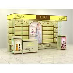 化妆品展柜,天宇展示技术好,郑州化妆品展柜图片