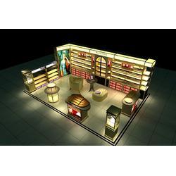 唐山化妆品展柜-化妆品展柜工程-天宇展示88图片