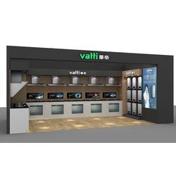 天宇认真负责、电器展示柜设计、电器展示柜图片