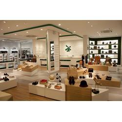 皮鞋展示柜生产厂家-黑河皮鞋展示柜-天宇展示质优(查看)图片