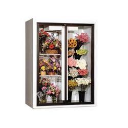 鹰潭鲜花保鲜柜-鲜花保鲜柜 直冷 风冷-必然科技(优质商家)图片
