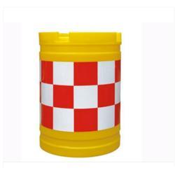 台州路旺交通设施(图)-交通防撞桶公司-金华防撞桶图片