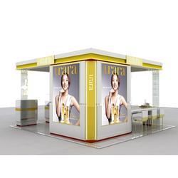 彩妆展柜设计图-潮州彩妆展柜-天宇来电图片
