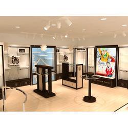 复合式服装展柜-天宇168-复合式服装展柜图纸图片