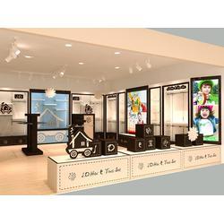 海珠区家居服展柜制造(在线咨询)图片