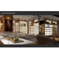 南沙区商场鞋展柜-专业设计商场鞋展柜-天宇展示图片