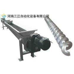 管式小型螺旋给料机,220v小型螺旋输送机图片