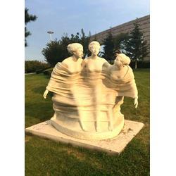玻璃钢雕塑-黑龙江玻璃钢雕塑-启龙雕塑-创意美景(查看)图片