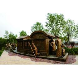 锦州铸铜雕塑|启龙雕塑|铸铜雕塑设计图片