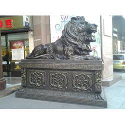 铸铜雕塑加工-启龙雕塑(在线咨询)呼和浩特铸铜雕塑图片