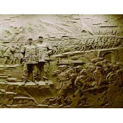 水泥浮雕-黑龙江浮雕-启龙雕塑-创意美景图片