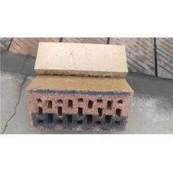 新泰市煤矸石多孔砖-新甫新型建材砖厂-肥城煤矸石多孔砖图片