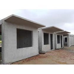 活动板房、濮阳卫民水泥制品公司、哪里有做水泥活动板房的图片