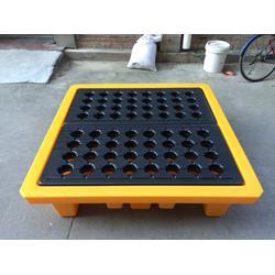 弗爾斯 防泄漏托盤油桶?;肥⒙┮后w防泄漏塑料托盤防漏平臺圖片