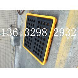聚乙烯塑料平臺兩桶 四桶防滲漏托盤卡板直銷圖片