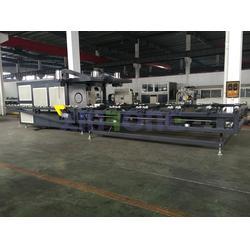 江苏欣荣(图)-HDPE管材线生产设备-HDPE管材线图片