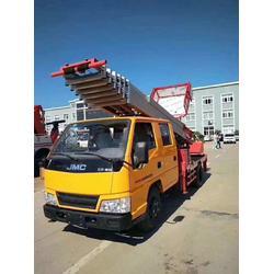 30米云梯搬家车图片
