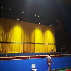 厂家定做剧院幕布剧院舞台幕布电动舞台幕布生产厂家图片