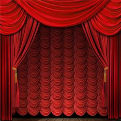 防火阻燃会议背景舞台幕布会议背景舞台幕布图片