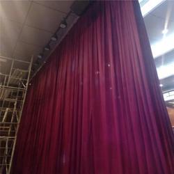 厂家定做学校幕布学校舞台幕布学校电动舞台幕布图片