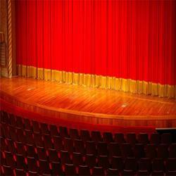 哈尔滨电动戏曲舞台幕布 戏曲舞台幕布按规格尺寸报价图片