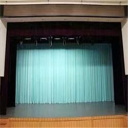 大同朔州舞台幕布厂家 专业生产舞台幕布的厂家按尺寸定做图片