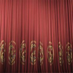 泽州沁水阳城演出舞台幕布厂家 定做演出电动舞台幕布细心设计图片