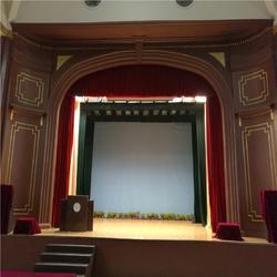 杭州紹興電動戲曲舞臺幕布 戲曲舞臺幕布按規格尺寸報價圖片