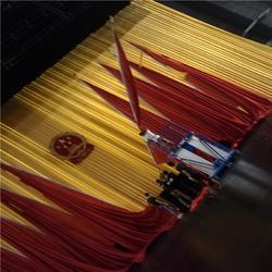 徐水满城顺平哪里有舞台幕布 顺达腾辉舞台幕布厂家安装搭建图片