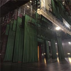 滦南乐亭海港剧场舞台幕布定做 顺达腾辉剧院舞台幕布这里卖图片