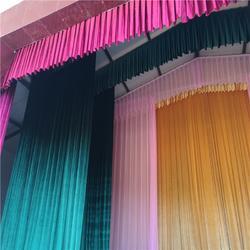 南乐清丰学校舞台幕布定制 学校电动舞台幕布厂家德国棉绒图片