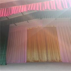 喀什克孜勒苏电动舞台幕布的厂家 定做大型电动舞台幕布厂家图片