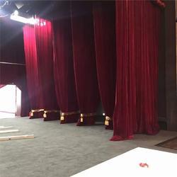 通遼赤峰舞臺幕布廠家 專業生產舞臺幕布的廠家按尺寸定做