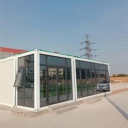 内蒙古模块房-天津津安百川集成房屋-模块房图片