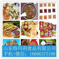 龙门花甲酱料厂家图片