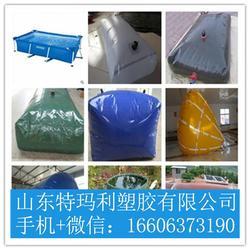 红泥软体沼气池厂家图片