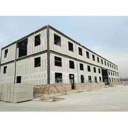 水泥轻质隔墙板厂家-大华恒瑞隔墙板加工厂-隔墙板厂家图片