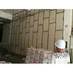 大华恒瑞隔墙板-太原轻质复合隔墙板厂家图片