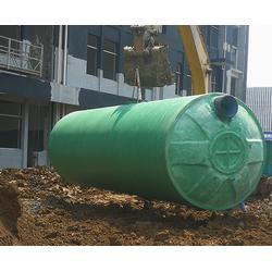 玻璃钢化粪池_安徽华驰(在线咨询)_合肥玻璃钢化粪池图片