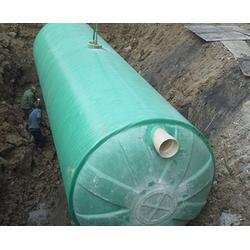 玻璃钢化粪池生产厂家-安徽华驰(在线咨询)合肥玻璃钢化粪池图片