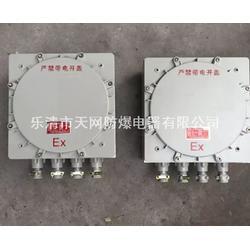 防爆控制柜防爆配电柜厂家 防爆箱壳体400X300X150图片