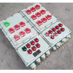 内装变频器的〗防爆箱 4.0KW 18KW 带散热片ω散热 风机进出口排风散热图片