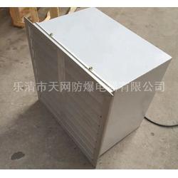 DFBZ-4方形低噪声壁式轴流风机图片