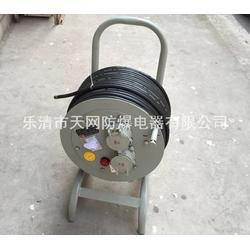 380V 2x32A 30米 防爆∴检修电缆盘 防爆移动电缆盘①图片